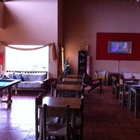 Photo taken at Marcopolo Inn Hostel by KC T. on 12/25/2013