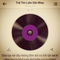 Photo taken at góc tối by Cánh Cụt Ngũn on 7/27/2014