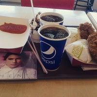 Photo taken at KFC by SEPA on 4/6/2015