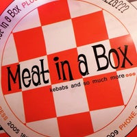 Photo taken at Meat in a Box by Ginger G. on 6/1/2015