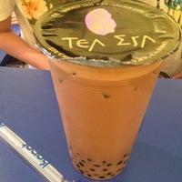 Photo taken at Tea Era 茶殿 by Stephanie C. on 11/2/2014