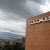 Photo taken at Cinemark by Juan T. on 6/27/2013
