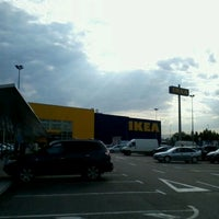 Photo taken at IKEA by Carmen d. on 9/20/2012