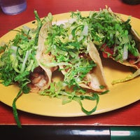 Photo taken at Cactus Taqueria by Sarah S. on 3/22/2013