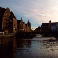 Photo taken at Oude Vismijn by RicoBel on 10/31/2012
