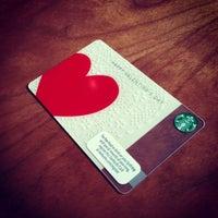 Photo taken at Starbucks by Nick W. on 2/17/2013