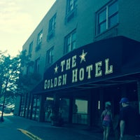 Photo taken at The Golden Hotel by Amy A. on 8/23/2015