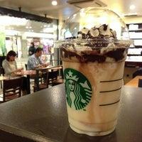 Photo taken at Starbucks Coffee クリスタ長堀店 by Kentaro I. on 6/28/2013