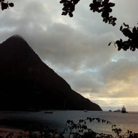 Photo taken at Sugar Beach, A Viceroy Resort by Dilmar A. on 12/28/2012