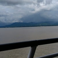 Photo taken at Pelabuhan Ferry Tarjun by Imooel S. on 4/25/2013