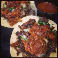 Photo taken at East LA Tacos by Esther S. on 8/8/2013