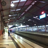 Photo taken at Stasiun Cirebon Kejaksan by Kemal H. on 1/1/2013
