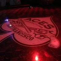 Photo taken at Ace's Bar by Tobi M. on 12/25/2012