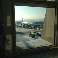 Photo taken at Terminal 3 by Tobi M. on 12/8/2012