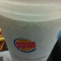 Photo taken at Burger King by Alexsandro S. on 9/29/2012