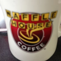 Photo taken at Waffle House by Kelly C. on 12/28/2012