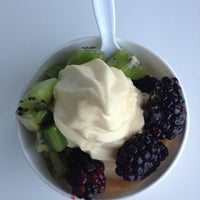 Photo taken at Pinkberry by Tiffany B. on 5/26/2013