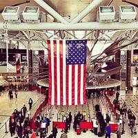 Photo taken at John F. Kennedy International Airport (JFK) by Зоряна 🌟 В. on 11/11/2013