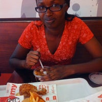 Photo taken at KFC by Ritchie O. on 10/5/2012