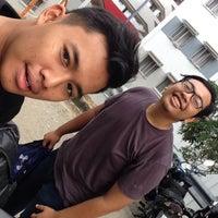 Photo taken at MMU Hostel Block 1 (HB1) by Nur Hakim M. on 8/8/2016
