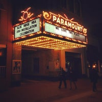 Photo taken at The Paramount by William L. on 2/6/2013