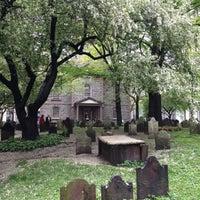 Photo taken at St. Paul's Chapel by Kris M. on 5/9/2013