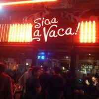 Photo taken at Siga La Vaca! by Léo A. on 7/14/2013