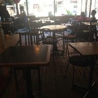 Photo taken at Le Dépanneur Café by Noémie B. on 5/8/2013