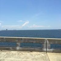 Photo taken at Gulf Breeze, FL by 🌸KELISE🌸 on 7/22/2015