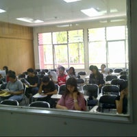 Photo taken at Universitas Kristen Satya Wacana by Monica P. on 11/3/2014