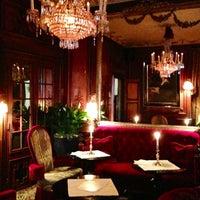 Photo taken at Hôtel Costes by Antoine V. on 11/10/2012