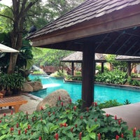 Photo taken at Woodlands Hotel & Resort by Oksana A. on 9/11/2013