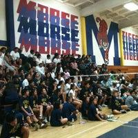 Photo taken at Samuel F. B. Morse High School by Brian B. on 3/15/2013