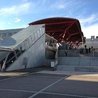 Photo taken at Makuhari Messe by Nobuo U. on 11/15/2012