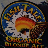 Photo taken at Fish Tale Brew Pub by Christine P. on 7/7/2013