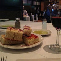 Photo taken at Carlucci Restaurant & Bar by Carol F. on 4/5/2013