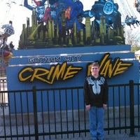 Photo taken at Crime Wave by Joel S. on 4/15/2013