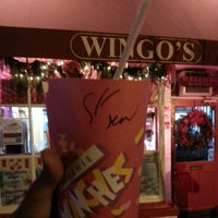 Photo taken at Wingo's by Shawn L. on 12/6/2012