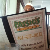 Photo taken at Patsio's Diner by Ashlyn W. on 11/24/2012