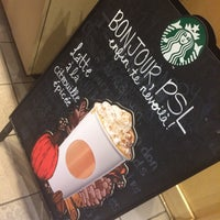 Photo taken at Starbucks by Gaudiness on 9/20/2015