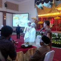 Photo taken at BRAJA MUSTIKA Hotel & Convention Centre by yani t. on 9/13/2014