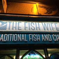 Photo taken at The Fish Wife by Alexander M. on 8/17/2015