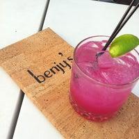 Photo taken at Benjy's by Debbie N. on 5/18/2013
