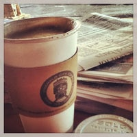 Photo taken at Emerald City Coffee by Andrew W. on 7/20/2013
