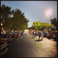 Photo taken at Tower Shops Car Show by Julian T. on 10/18/2013