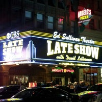 Photo taken at Ed Sullivan Theater by Eddiehollywood on 12/16/2012