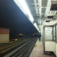 Photo taken at CTA - Bryn Mawr by Bill D. on 10/13/2012