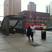Photo taken at CTA - Chicago (Red) by Bill D. on 4/10/2013