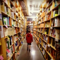 Photo taken at Powell's City of Books by Leanne P. on 4/8/2013