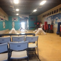 Photo taken at Lee's Taekwondo by Troy P. on 4/12/2014